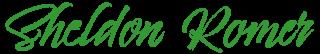 Sheldon Romer Logo Mark